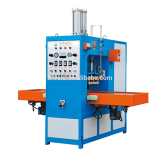 8~10KW automatic sliding table high frequency welding &cutting machine