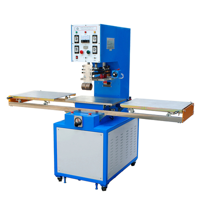 Moveable PVC & PET blister high-frequency packaging machine