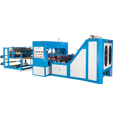 Automatic high frequency welding machine for inflatable mattress